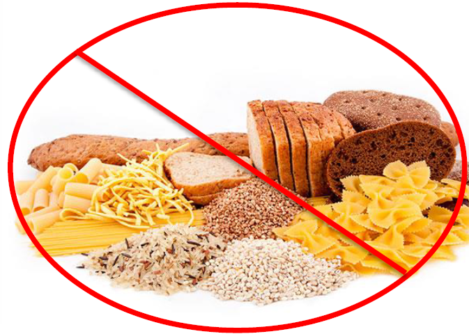 Foods High In Carbs And No Fat